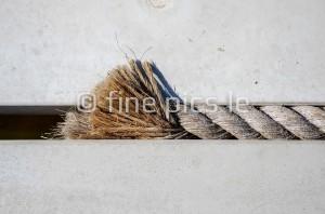 Seile, Seil-Ende, Seilfasern